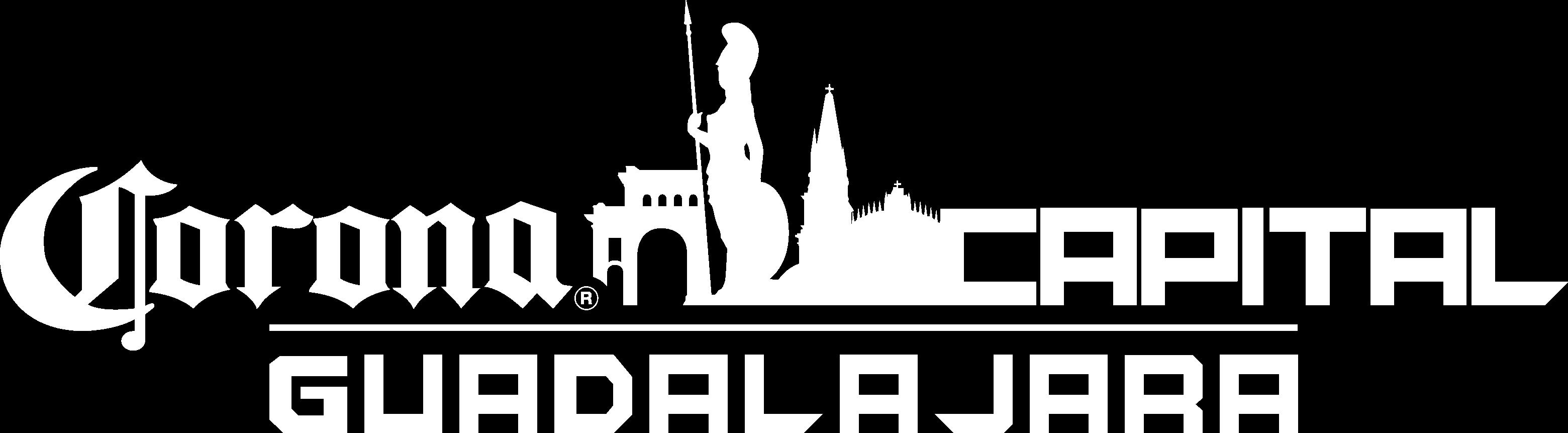 Imagen Logo Corona Capital Guadalajara